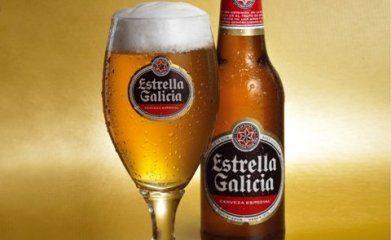Royal Pizza Estrella Galicia
