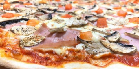 pizza romana de royal pizza mostoles
