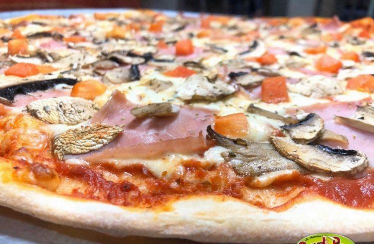 pizza romana de royal pizza mostoles