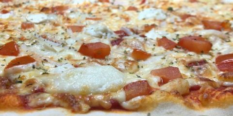 pizza cabrezza de royal pizza mostoles