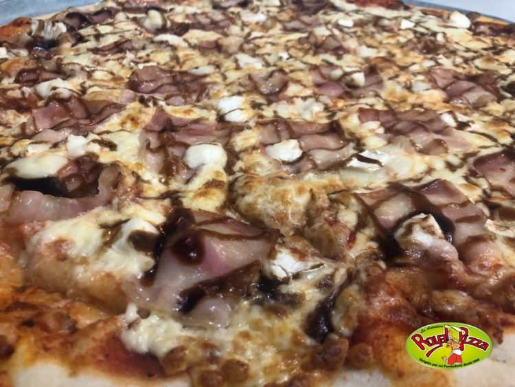 pizza doña isabela de royal pizza mostoles