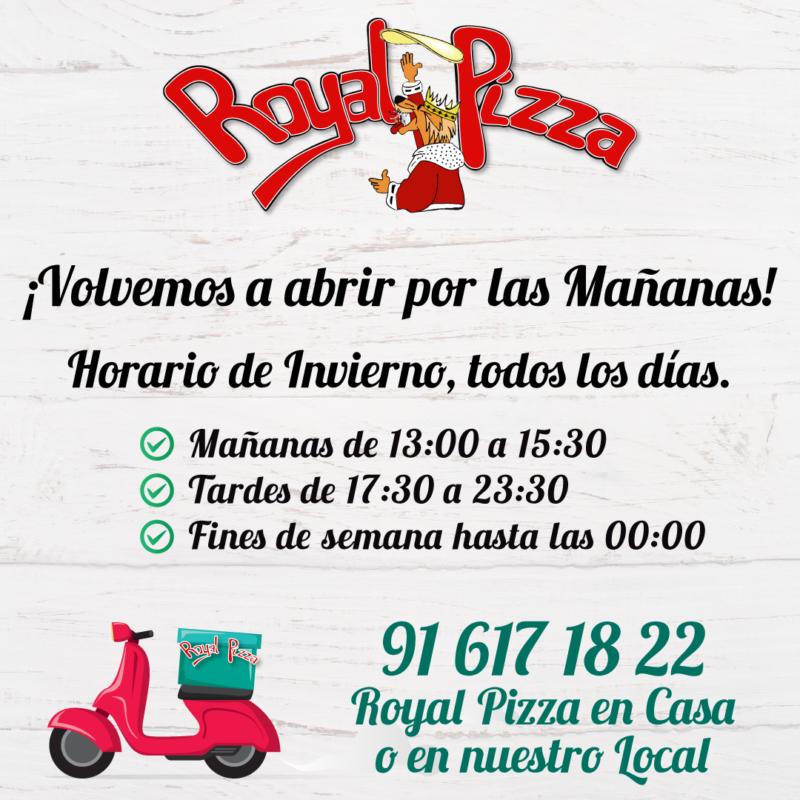 Horario-de-Invierno-Royal-Pizza